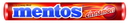 Mentos Cinnamon Candy 1.32 Ounce Roll - 15 Per Pack - 24 Packs Per Case