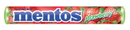 Mentos Strawberry Candy 1.32 Ounce Roll - 15 Per Pack - 24 Packs Per Case