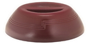 Cambro 9 Inch Insulated Cranberry Dome Lid 12 Per Pack - 1 Per Case