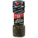 Mccormick Black Peppercorn Grinder 1.24 Ounce Grinder - 6 Per Pack - 6 Per Case