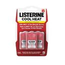 Listerine Cool Heat Pocketpaks 24 Strips Per Container - 3 Per Pack - 6 Per Box - 6 Per Case
