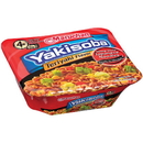 Maruchan Yakisoba Teriyaki Beef Flavored Home Style Japanese Noodles 4 Ounces Per Pack - 8 Per Case