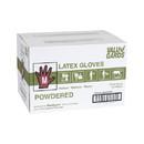 Handgards Valugards Latex Powdered Medium Glove 100 Per Pack - 10 Per Case