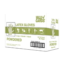 Handgards Valugards Latex Powdered Extra Large Glove 100 Per Pack - 10 Per Case