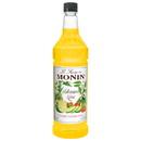 Monin Habanero Lime Syrup 1 Liter Bottle - 4 Per Case