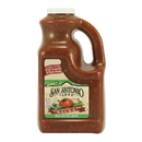 San Antonio Farms 135 Oz Mild Authentic Chunky Salsa-Case Of 4