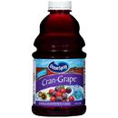 Ocean Spray Cranberry Grape Juice 46 Fluid Ounce Bottles - 8 Per Case