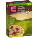 Mom'S Best Cereals Family Size Toasted Wheatfuls Cereal 24 Ounces Per Box - 12 Per Case
