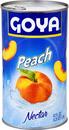 Goya Peach Nectar 42 Ounces - 12 Per Case