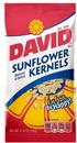 David Sunflower Kernels 3.75 Ounce - 12 Per Case