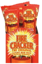 Firecracker Red Hot Pickled Sausage Giant Pouch 1.7 Oz 1.7 Oz