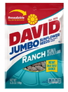 David Ranch In-Shell Sunflower Seeds 5.25 Ounce - 12 Per Case