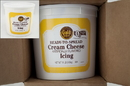 Gold Medal Ready-To-Spread Cream Cheese Icing 11 Pounds Per Tub - 2 Per Case