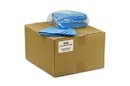 Atlantic Mills 12 Inch X 13 Inch Blue Super Wipe 600 Per Pack - 1 Per Case