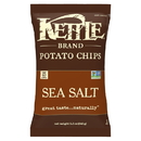 Kettle Foods 431131 Potato Chip Lightly Salted 12-8.5 Ounce