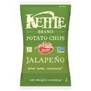 Kettle Foods 800042 Kettle Potato Chip Jalapeno 5oz