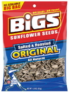 Bigs Original Salted And Roasted Sunflower Seeds