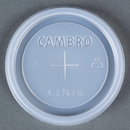 Camlid For Newport Tumbler Nt8 Translucent Lid 1000 Per Pack - 1 Per Case