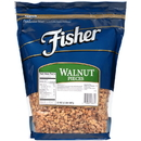 Fisher Walnut Nugget Pieces 32 Ounce - 3 Per Case