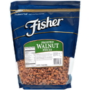 Fisher Frosted Walnut Pieces 32 Ounce - 3 Per Case