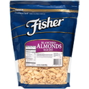 Fisher 18864A 3 Pack Of 2 Pound Fisher Blanched Sliced Almonds