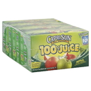 Capri Sun 100% Juice Ready To Drink Apple Juice 6 Fluid Ounce - 40 Per Case