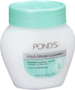 Pond'S Skin Care Cold Cream Cleanser 24 6.1 Oz