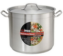 Winco 12 Quart Stainless Steel With Cover Stock Pot 1 Per Pack