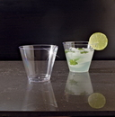 Clear Ware EMI-CWT9 9 Ounce Squat Tumbler Clear 1-500 Each
