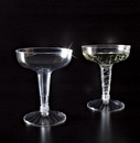 Resposables EMI-REC4-500 4 Ounce Old Fashioned Champagne Glass 1-500 Each