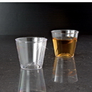 Clear Ware 1 Ounce Shot Glass 1-2500 Each