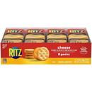 Nabisco Ritz Cheese Cracker Sandwich 1.35 Ounce Packet - 8 Per Pack - 14 Packs Per Case