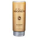 Monin Caramel Sauce 12 Fluid Ounce Bottle - 6 Per Case