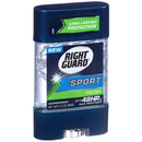 Right Guard 1700006837 Right Guard Sport Ap Gel Fresh 12/3.0oz