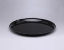 Checkmate 12 Platter Black 25Ct