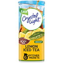 Crystal Light Iced Tea Decaf Beverage Mix 1.5 Ounce - 12 Per Case