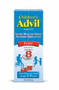 Advil Children'S Liquid 4 Ounce 12-3-4 Fluid Ounce
