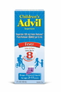 Advil Children'S Suspension Grape Liquid 4 Fluid Ounce Bottle - 3 Per Pack - 12 Packs Per Case