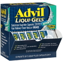Advil 016902 Liquigels 50X2Ct Dispenser 24-50 Count