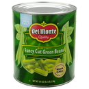 Del Monte Fancy Cut Green Beans 101 Ounces - 6 Per Case