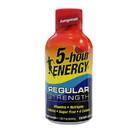5-Hour Energy 818125 5-Hour Energy Pomegranate Energy Shot 1.93 Ounces - 12 Per Pack - 18 Per Case