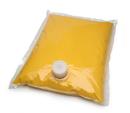 Bay Valley Custom Nacho Cheese Sauce 140 Ounces Per Bag - 4 Per Case
