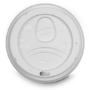 Dixie DL9540 Dixie Lid Dome Fits 10 oz. Paper Hot Cup 1000 Count White