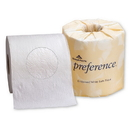 Preference 2-Ply Embossed Bathroom Tissue 80 Rolls Of 550 Sheets White