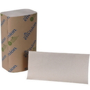 Pacific Blue Basic S-Fold Recycled (3Rd Party) Brown Paper Towe1 250 Count - 16 Per Case