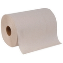 Pacific Blue Basic Roll Recycled (3Rd Party) Brown Paper Towels 350 Per Pack - 12 Per Case