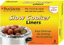 M & Q Pansavers 42645 Slow Cooker Liners 18 / 4 Ct. Packs