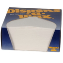 Dispens-A-Wax Deli Patty Paper 4.75X5 White