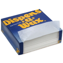 Dispens-A-Wax Deli Patty Paper 5.5X5.5 White