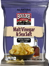 Boulder Canyon 11661 Boulder Canyon 2 Ounces / 8 Count Malt Vinegar Case